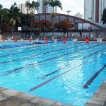 Nadadores Juventinos disputam o Troféu Ahed Said Amim, em São José