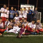 Sub 13 sagra-se campeão do Torneio Soccer SP CUP 2017