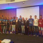 Juventus participa do Lançamento dos Novos Produtos do São Cristóvão