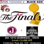 Basquete – Juventus Forwork x Black Sox Sul