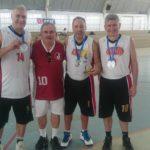 Atletas de Basquete são Campeões Brasileiros pela categoria 60 anos+