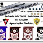 Equipe de Bocha se classifica para o quadrangular do Campeonato Estadual de Clubes 2017