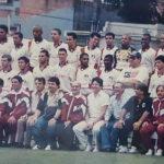 Jogo Comemorativo de 20 anos do acesso à Série B do Campeonato Brasileiro