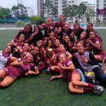 Equipe Feminina sagra-se campeã da III Copa Juventus de Futebol