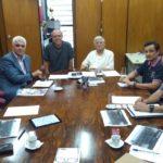 Reunião de Planejamento para 2018