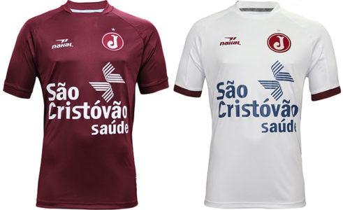 no uniforme juventus traz frase para homenagear fundadores clube atletico juventus clube atletico juventus
