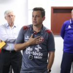 Nota do Técnico Alex Alves