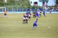Juventus joga contra Seleção de Guararema (Foto: Marcelo Germano/Juventus)