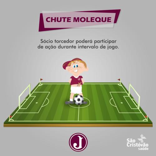Chute Moleque (Arte: Danilo Pepe/Divulgação)