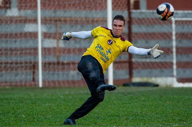 Paulo Vitor, goleiro do Juventus