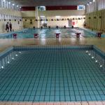 Obras na piscina térmica estão em fase de conclusão