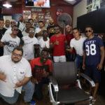 Juventus e Big Boss fazem ação com atletas