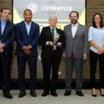 Juventus é premiado pela Federação Paulista de Futebol