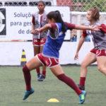 Juventus feminino inicia treinos para temporada