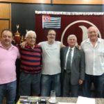 Marco Antônio Luchini é o novo Diretor de Bocha