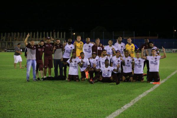 Delegação do Juventus em Penápolis (Foto: Marcelo Germano/Juventus)