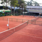 Aberta inscrição para escolinha de tênis