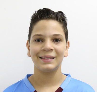 13 – Pedro Santos (31-01-2007) – GOLEIRO