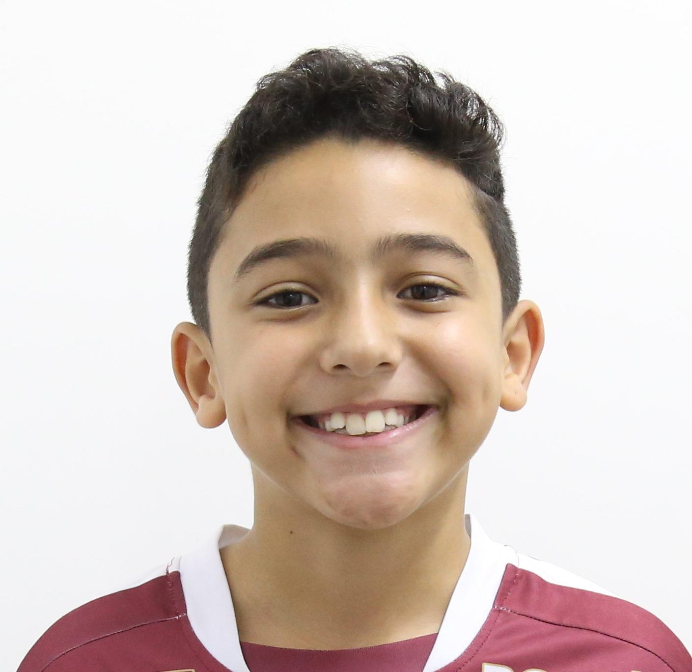 15 – Matheus Ferraz (14-06-2009) – FIXO