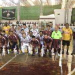 Juventus recebe Seleção Brasileira de Futsal Down