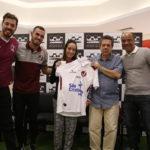 Fut-Encontro sobre Juventus tem presença de André Dias