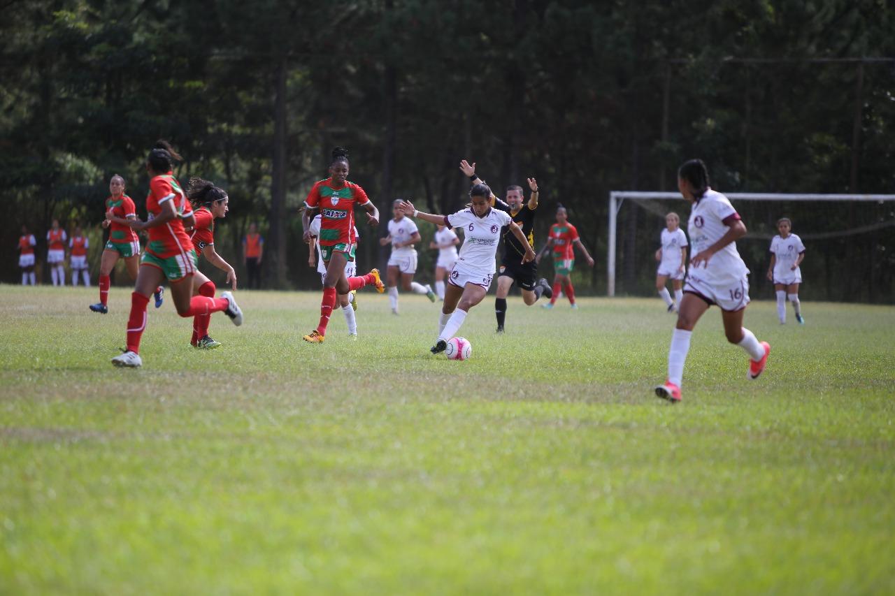 Portuguesa x Juventus – Paulista Feminino – Foto Marcelo Germano  3