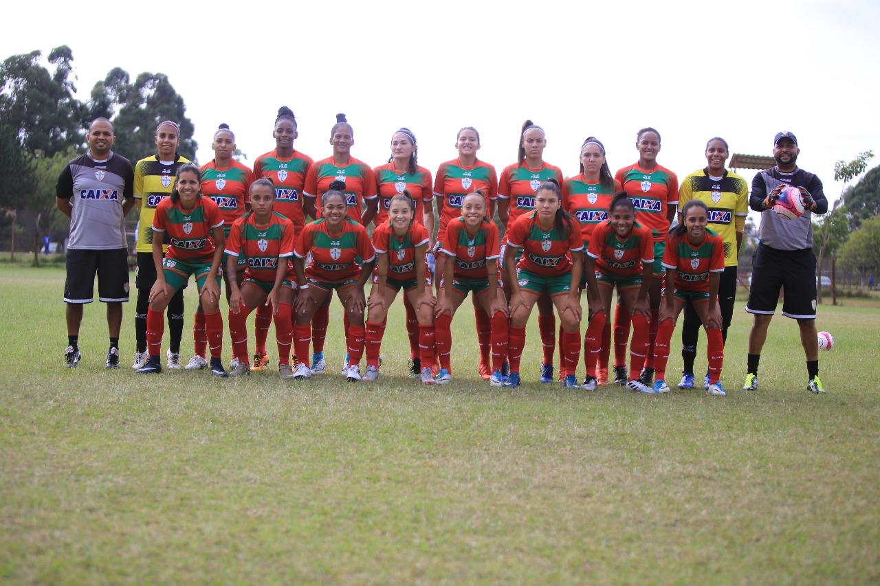 Portuguesa x Juventus – Paulista Feminino – Foto Marcelo Germano