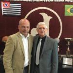 Presidente do Juventus recebe deputado Roberto Santiago