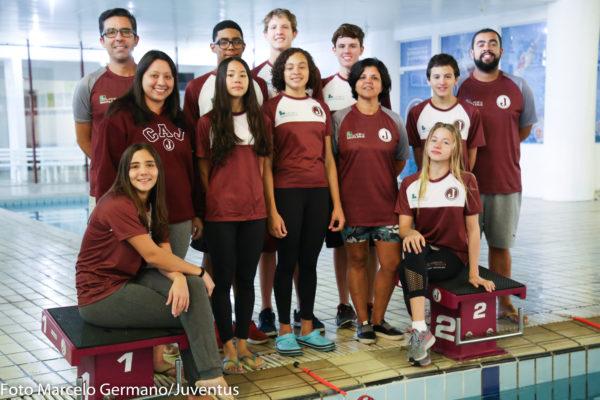Equipe de Natação Competitiva - Marcelo Germano
