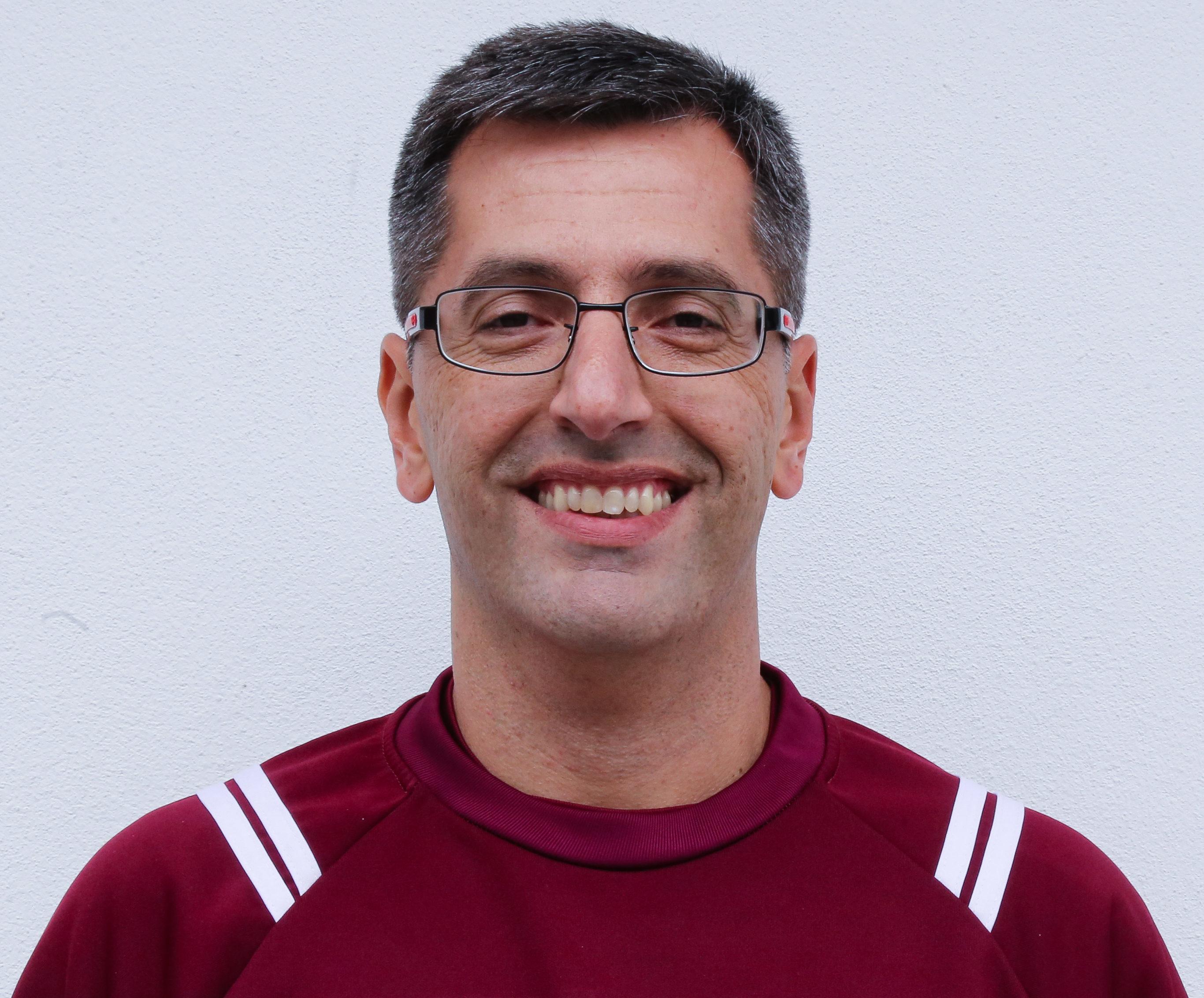 Márcio Leite (Preparador Físico)