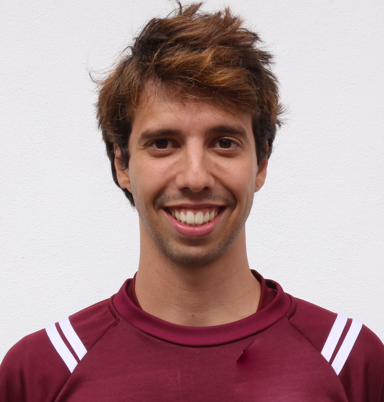 Pedro Torres (Auxiliar de Preparação Física)