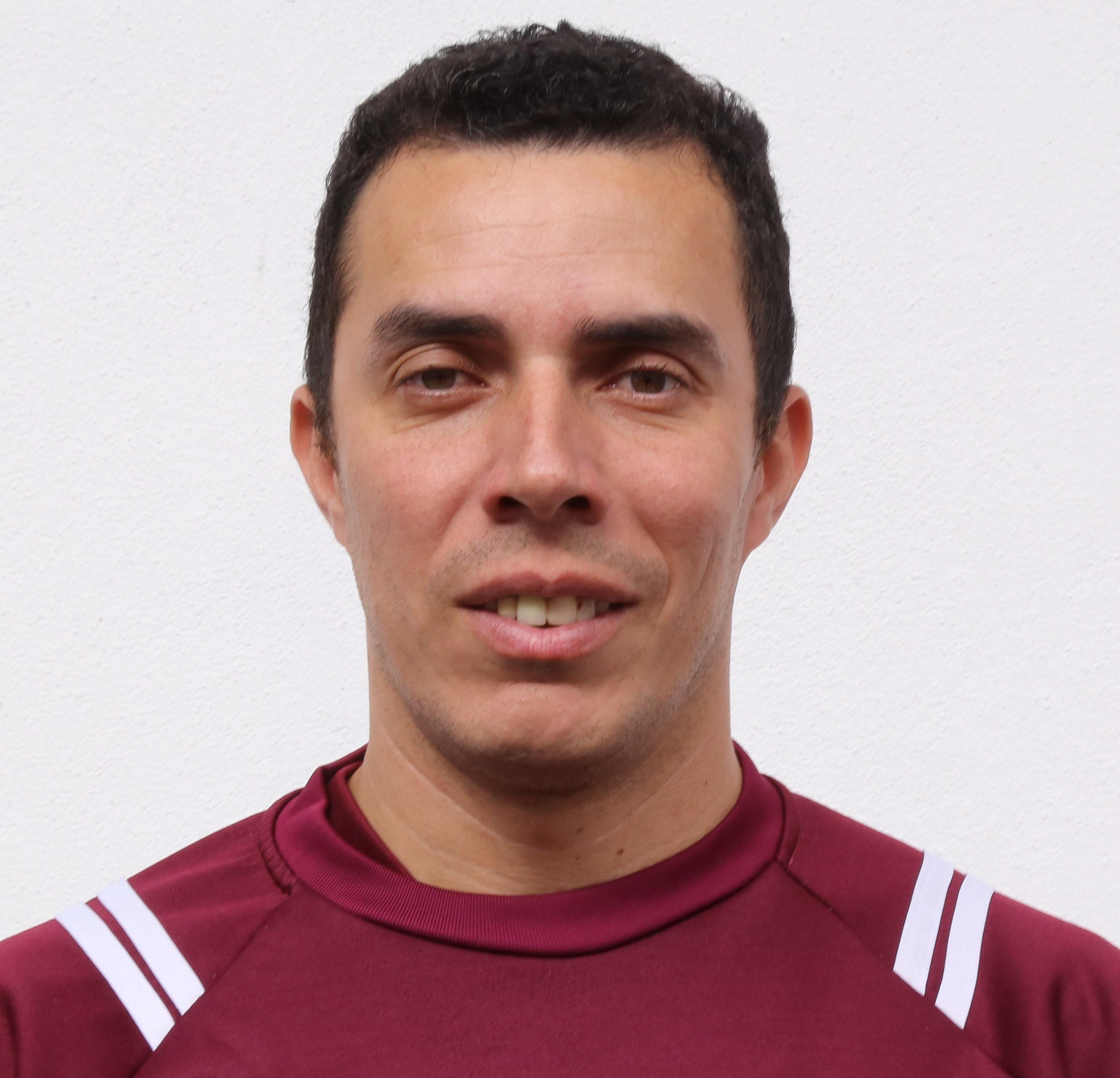 Everaldo Santos (Fisiologista)