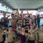 Atletas da natação viajam para Bauru