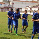 Equipe em treino na Javari (Foto: Marcelo Germano/Juventus)