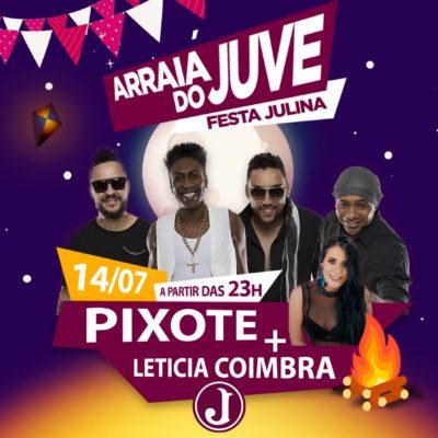Arte – Grupo Pixote – Festa Julina 2018