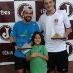 Campeão Gianlucca Galdi Vice Luiz Emygdio