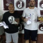 Campeão Ricardo Quartarolo Vice Alexandre Gragnano