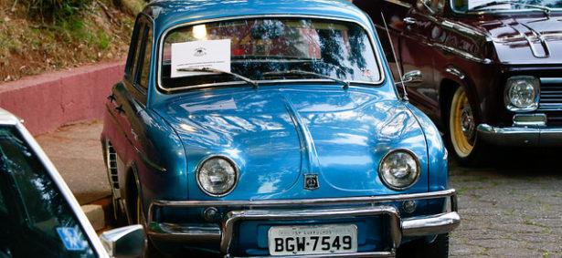 Exposição carros antigos - Arraiá do Juve - Foto Marcelo Germano  8