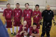 Futsal Down - Juventus e Seleção Brasileira - Foto Marcelo Germano  7