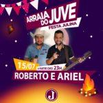 Roberto e Ariel - Arte - Festa Julina 2018