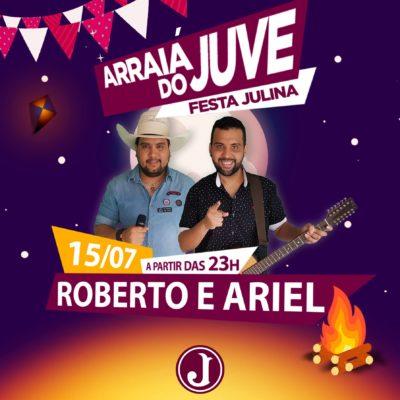 Roberto e Ariel – Arte – Festa Julina 2018
