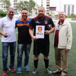 Jogo entre Associados e Comunidade Armênia ficam no empate sem gols