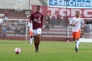 Guilherme Liberato (Foto: Marcelo Germano/C A Juventus)