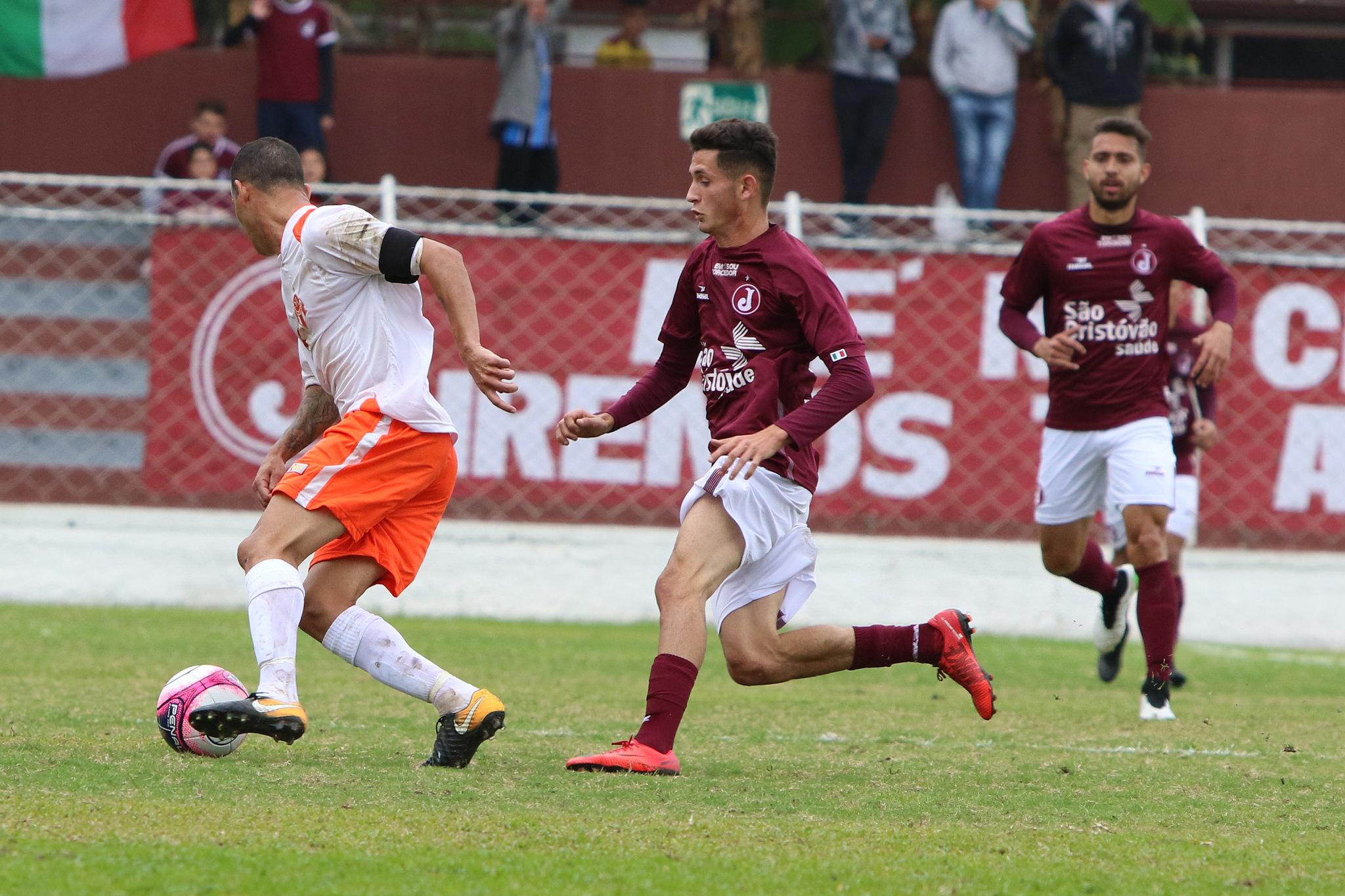 Portuga – Rodada 1 – Copa Paulista 2018 – Marcelo Germano