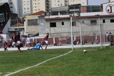 Portuga marca segundo gol do Juventus - Foto: Marcelo Germano/ C A Juventus