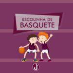 Inscreva-se na Escolinha de Basquete