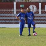 Dener e Cesinha - Marcelo Germano - Copa Paulista 2018