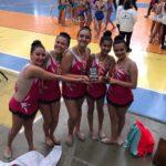 Atletas juventinas se destacam na GR Brasil de Conjuntos