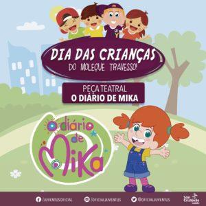 Mika - Dia das Crianças - arte 2018