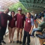 Equipe Master conquista medalha no Paulista de Natação